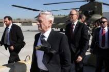 ماتيس يصل إلى العراق في زيارة مفاجئة للقاء مسؤولين