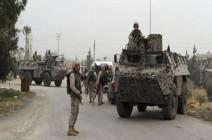 طائرة أميركية تفرغ معدات عسكرية بمطار رياق بلبنان