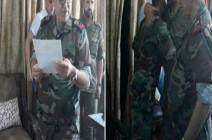 بالصور أول ظهور علني لرئيس إدارة المخابرات الجوية.. فمن هو جميل الحسن المسؤول الأكثر عنفاً بنظام الأسد؟