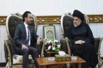 """العراق.. لقاء مرتقب بين الحلبوسي والصدر بشأن """"الحكومة"""""""