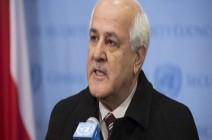 فلسطين تخاطب مجلس الأمن حول الانتهاكات الإسرائيلية في الضفة