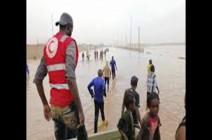 شاهد : فيضانات في غات بليبيا