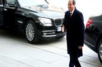 السيسي يصل إلى لندن للمشاركة في قمة إفريقيا بريطانيا للاستثمار