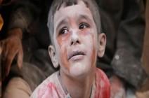 """""""يونيسيف"""": مقتل 870 طفلا شرقي سوريا خلال 9 أشهر"""