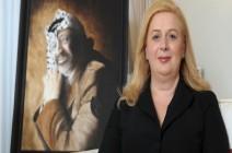 أرملة عرفات: الراحل ما كان ليقبل ما نتعرض له من السلطة