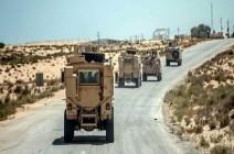 مصر.. مقتل مجموعة إرهابية شمالي سيناء