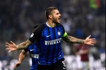 بالفيديو: إيكاردي يفجر غضبه في شباك ميلان ويقود الإنتر للفوز بالديربي