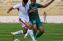 منتخب شباب الأردن يهزم العراق وديا