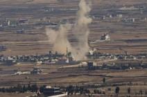 الجيش الإسرائيلي يقصف موقعا للجيش السوري في القنيطرة