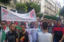 الجزائر.. مظاهرات جديدة تطالب برحيل رموز نظام بوتفليقة