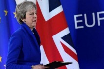 صحيفة : ماي تريد إلغاء ترتيبات الحدود مع أيرلندا لإنهاء أزمة الانسحاب