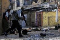 توقف الاشتباكات في مخيم عين الحلوة للاجئين الفلسطينيين في جنوب لبنان