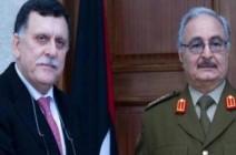 السراج: مستعد للقاء خليفة حفتر لحل الأزمة الليبية