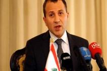 """وزير الخارجية اللبناني يحذر من """"انهيار"""" بلاده"""