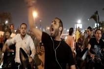 بالفيديو : استمرار التظاهر في مصر والأزهر يحذر من زعزعة الاستقرار