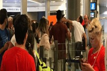 شاهد : اعتقال ابن فنان شهير في المطار.. وضع قنبلة في حقيبته!