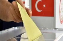 انتهاء عملية الاقتراع في الانتخابات التركية