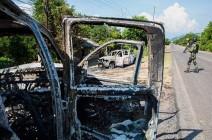 عصابة مخدرات تقتل ما لا يقل عن 14 شرطيا في المكسيك