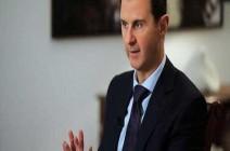 """الأسد: على المواطنين الوقوف معنا لمواجهة """"معركة العملة"""""""
