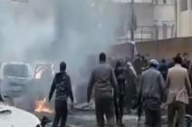 بالفيديو : اللحظات الأولى للتفجير الذي ضرب أعزاز شمال حلب