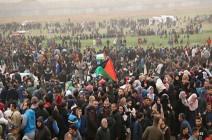غزة : انطلاق  (جمعة التراحم والتكافل) بعد صلاة العصر رغم موجة الحر