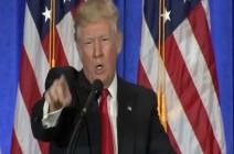 بالفيديو:  ملاسنة بين ترامب ومراسل سي أن أن على الهواء