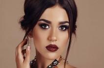 مكياج عيون سموكي شرقي مناسب للمرأة العربية