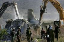 إسرائيل تهدم ثلاثة مساكن فلسطينية في الأغوار