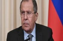 """لافروف: المهمة الرئيسية الآن القضاء على """"جبهة النصرة"""" في سوريا"""