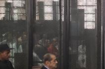 شاهد .. مرسي يصرخ أنا مش سامع حاجة
