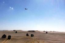 سيناء.. مسلحون يقتلون تسعة سائقين ويشعلون النار بشاحناتهم (فيديو)