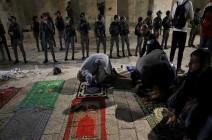 مصر تدين اقتحام القوات الإسرائيلية مجددا حرم المسجد الأقصى