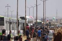 سوريا.. بدء إجلاء سكان بلدتي الفوعة وكفريا المواليتين للنظام بإدلب