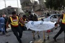 شاهد: مقتل 15 باكستانياً وإصابة 20 بانفجار في لاهور