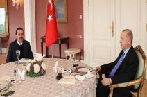 إسطنبول.. أردوغان يبحث مع الحريري التطورات الإقليمية