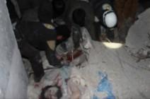 قتلى بقصف للنظام وروسيا على إدلب ودرعا