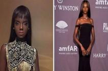 """عارضة أزياء من أصول سودانية.. نسخة طبق الأصل عن """"باربي""""! (صور)"""
