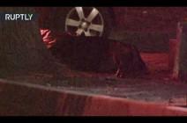 شاهد ..الداخلية الروسية: رجل شرطة يفتح النار على زملائه بموسكو ويقتل واحدا