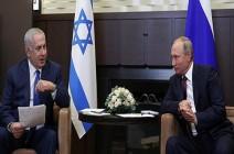 نتنياهو و بوتين يتفقان على الاجتماع قريبا في موسكو