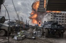 40 قتيلا من القوات العراقية وتنظيم الدولة يغنم أسلحة وآليات