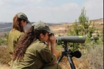 قصص عن مجندات اسرائيليات يرصدن الحدود مع لبنان