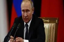 بوتين لعون: لبنان شريك تاريخي لروسيا