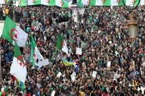 شاهد : تظاهرة بالعاصمة الجزائرية في الذكرى السنوية الأولى للحراك الشعبي