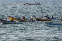 الاحتلال يفرج عن صيادين اعتقلهما فجرا قبالة سواحل غزة