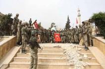 """مصر تدين """"الاحتلال التركي"""" لعفرين"""
