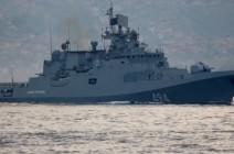 الكرملين: العملية في سوريا زادت من الطلب على السفن الحربية الروسية