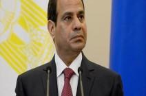 السيسي: نطرد من يحمل توجهات دينية من الجيش المصري