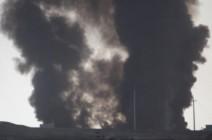 """ميليشيا تابعة لـ""""الحشد الشعبي"""" تفجر مسجدين وتحرق منازل بالرطبة العراقية"""