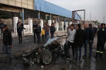 """العراق.. مقتل شخصين في انفجار مفخخة بـ""""القائم"""""""