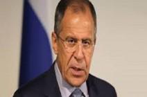 لافروف: الجيش السوري استعاد معظم المناطق الحدودية مع تركيا والعراق